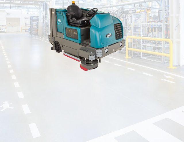 Equipo para limpieza industrial