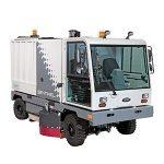 Sentinel® Barredora de operador sentado de alto rendimiento 1