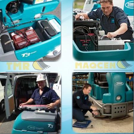 servicios técnicos Tennant