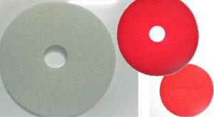 discos y fibras Tennant